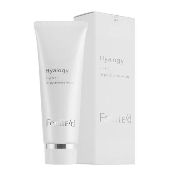 Hyalogy P-effect re purerance wash