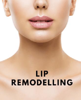 Laser Lip Remodelling